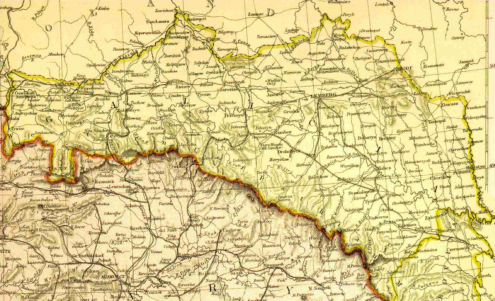 1882 map of