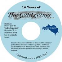 14 Years of The Galitzianer