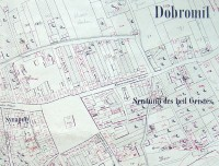 Projects - Cadastal Maps - Dobromil