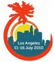 The G - IAJGS Los Angeles Logo