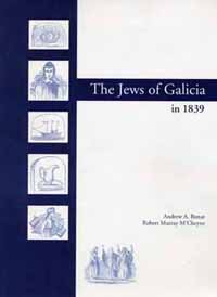 Book: The Jews of Galicia in 1839
