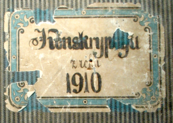 Tarnopol 1910 Census Cover