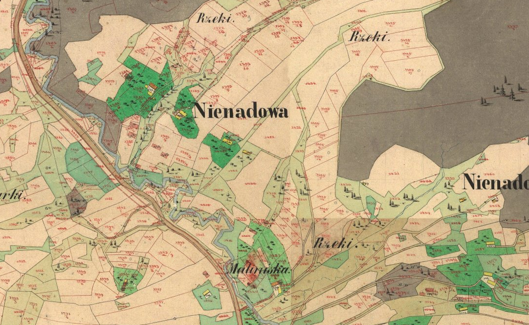 Inventory Of Cadastral Maps And Landowner Records Held In The
