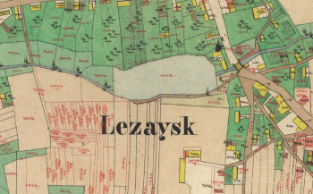 Maps in the Polish State Archives in Przemyśl